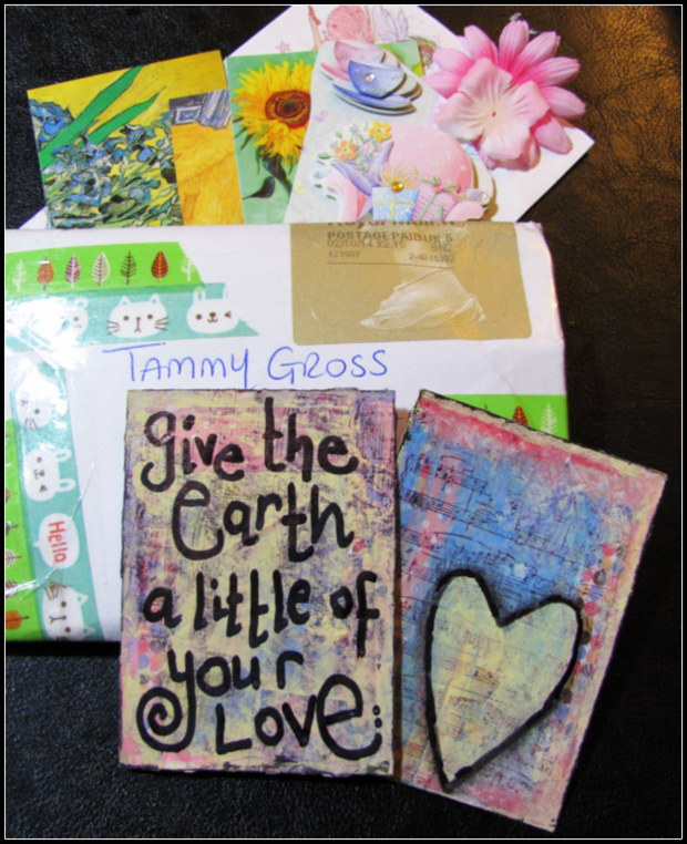 Reduce, Reuse, Recycle ATC Swap from Gracie Howle