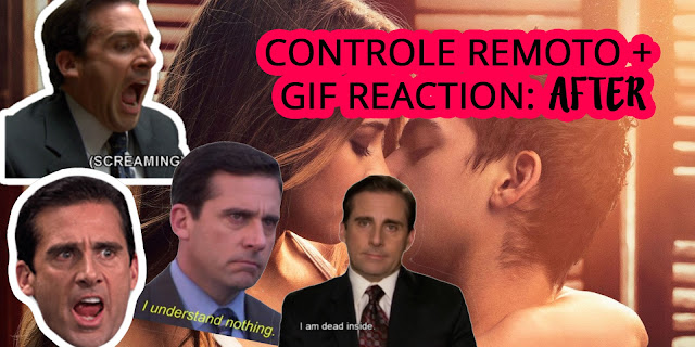 Controle Remoto [gif reaction]: After