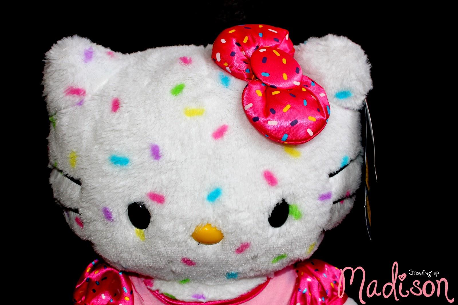 Sparkle Hello Kitty Build A Bear