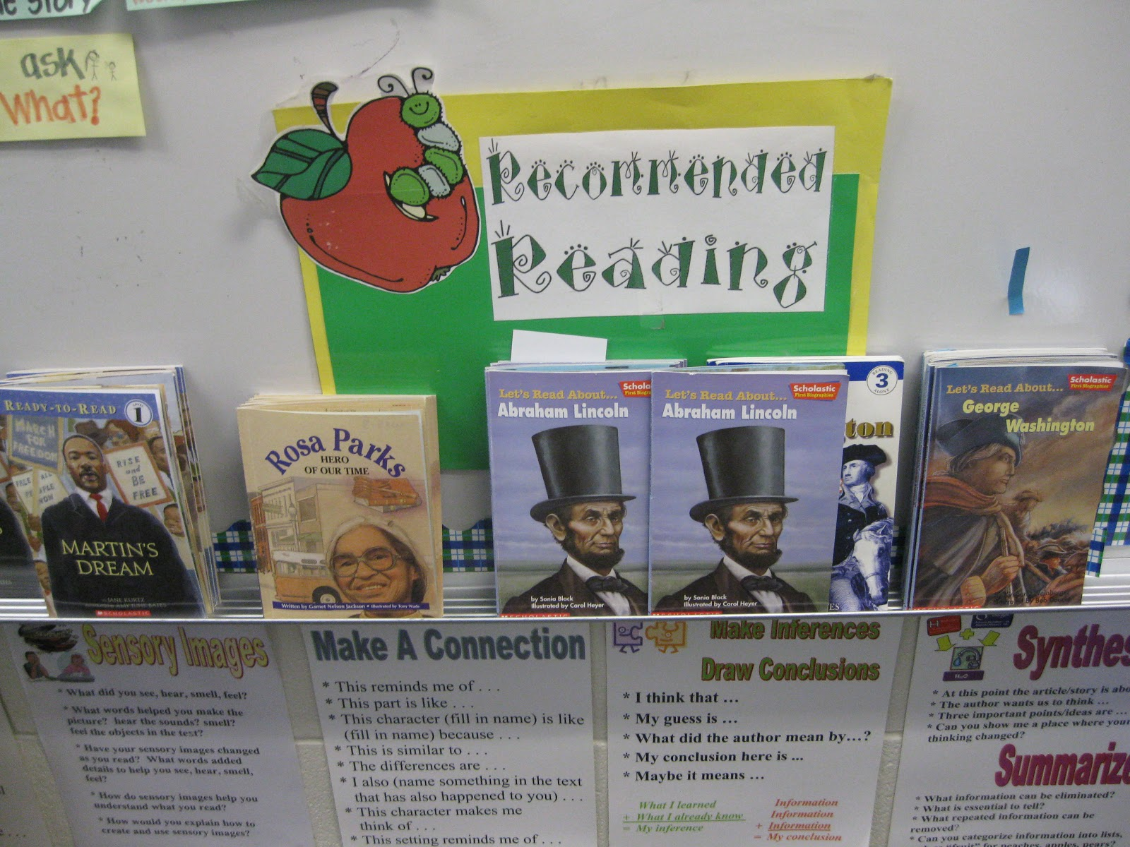 Third Grade Thinkers Biographies Traits And Timelines
