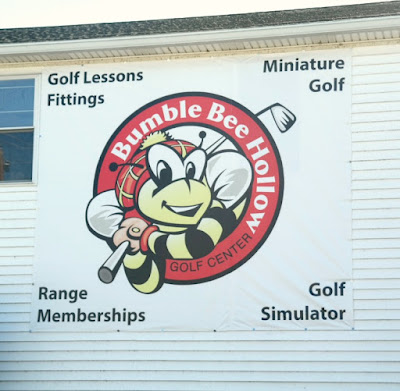 Bumble Bee Hollow Golf Center in Harrisburg Pennsylvania