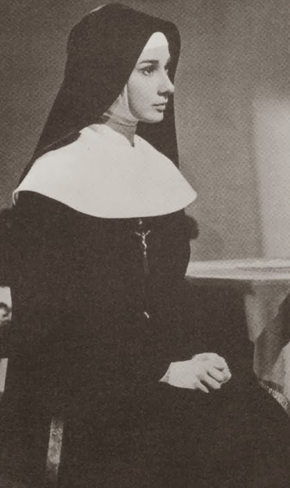 The novice nuns story - 5 4