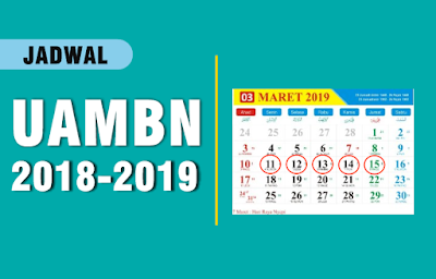 Jadwal Pelaksanaan UAMBN MTs dan MA Tahun Pelajaran 2018-2019