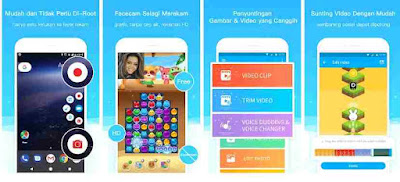 Aplikasi Perekam Layar Android Super Screen Recorder