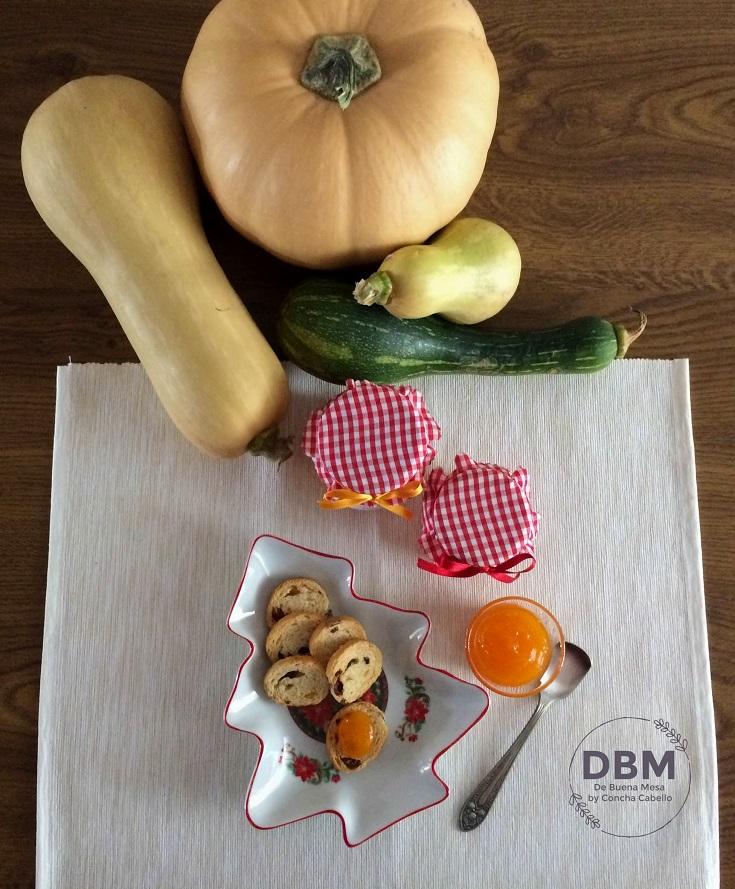 mermelada-calabaza-mesa