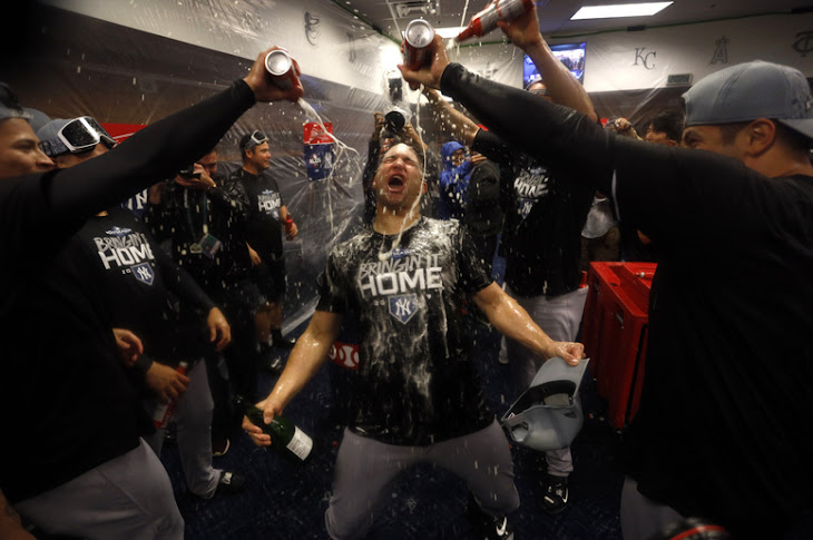 Yankees Sweep Twins To Advance To ALCS