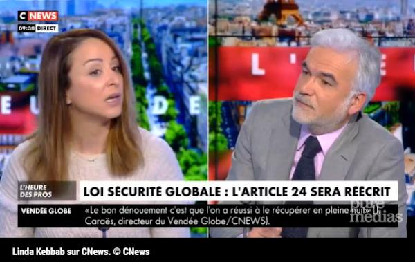 VIDÉO : Linda Kebbab règle ses comptes avec Marc-Olivier Fogiel, Bruce Toussaint et BFMTV