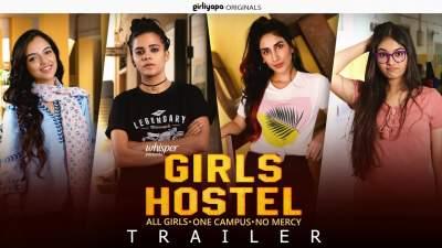 Girls Hostel 2020 Web Series Hindi S01 All Episode Free Download 480p