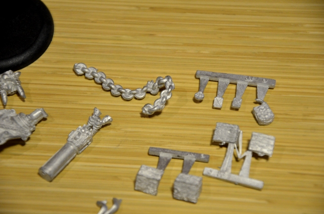 Trollbloods Dire Troll Blitzer unboxing photo