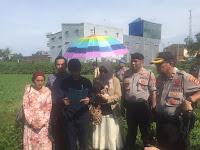 Lahan Sengketa di Talaka Ma'rang Akhirnya Dieksekusi Pengadilan Agama Pangkajene