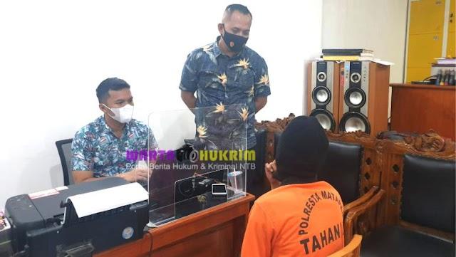 Nyambi Jual Sabu, Seorang ASN Ditangkap Polisi