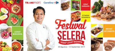 Promo Murah Carrefoure Agustus - September 2017