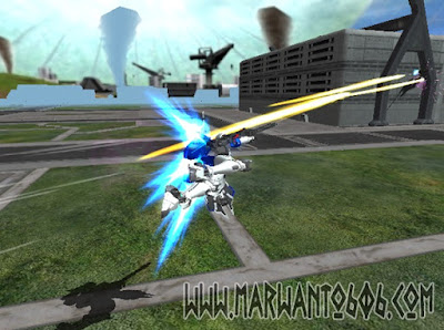 Game Gudam Extreme Vs Full Boost 3.000