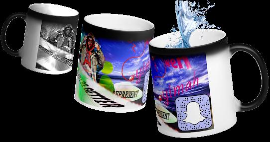 Dwen Gyimah Shop Magic Mug Cups