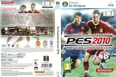 تحميل لعبة pes 2010  للكمبيوتر مجانا مضغوطة بحجم 1.5gb برابط واحد  Pro.Evolution.Soccer.2010.FullRip