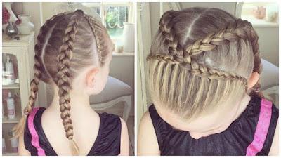 Peinado-trenzas-para-niñas