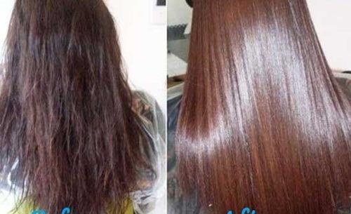 Ủ dưỡng mọi loại tóc với các công thức kỳ diệu