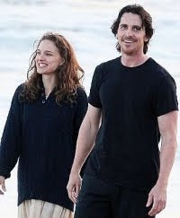 Knight of Cups movie starring Christian Bale and Natalie Portman.