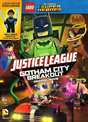 Justice League Gotham City Breakout [Latino]