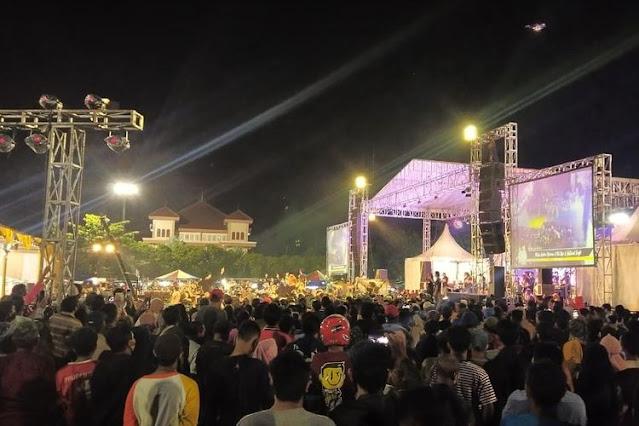 Polisi Tak Berani Bubarkan Konser Dangdut yang Digelar Wakil Ketua DPRD Tegal