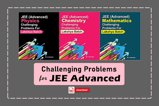 [PDF] Challenging Problem in PCM For JEE Advanced By Career Point Kota | Download