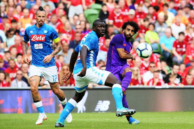 Prediksi Bola Napoli vs Liverpool Liga Champions