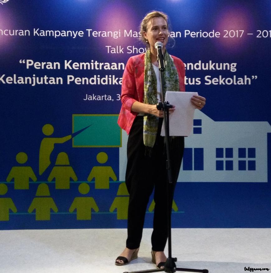 Deputy Representative UNICEF Indonesia