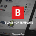 Blogshop Blogger Templates