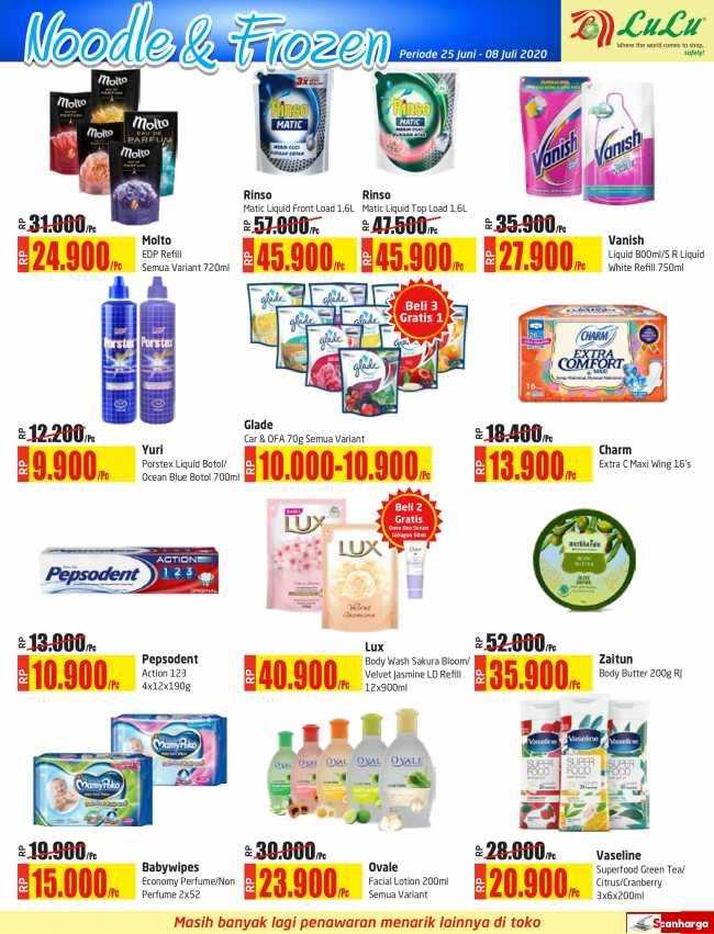 Katalog Promo LULU Supermarket 25 Juni - 8 Juli 2020 13