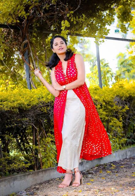 Anasuya Bharadwaj Latest Hot Photo Shoot Pics Actress Trend