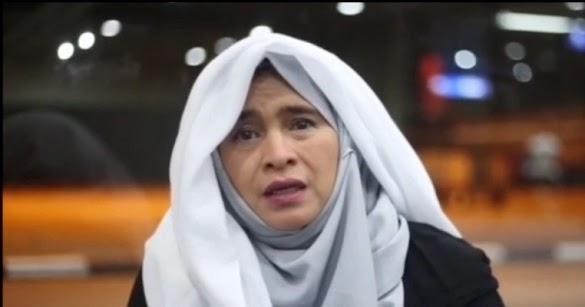 Dihadang Sekelompok Massa di Batam, Neno Warisman: Kita Tidak akan Surut