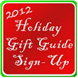 Did you know Canada?: 2012 Holiday Gift Guide