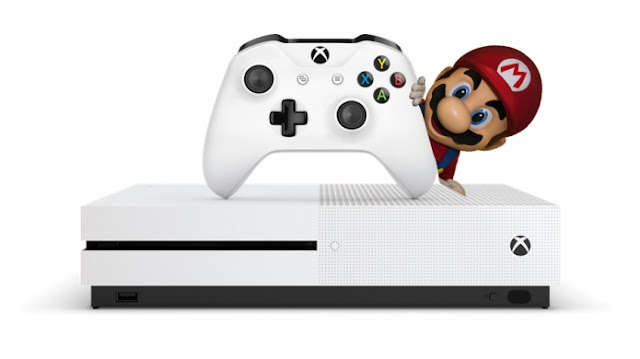 Al CEO de Xbox le gustaría ver a Mario en sus consolas