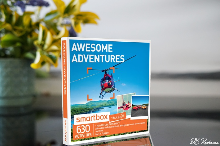 BuyAGift Awesome Adventures Experience Box