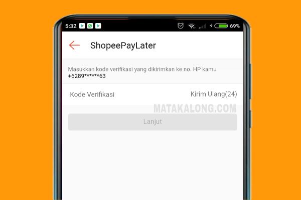 Cara Mengaktifkan Shopee PayLater Sampai Berhasil