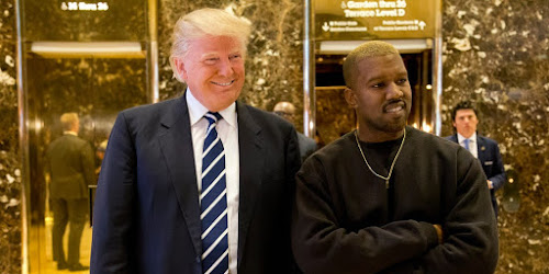Kanye West Dumps Trump, Vows To Win Him In The Presidential RAce