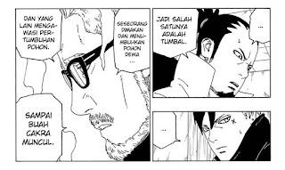 Manga Boruto Mengungkap Kebenaran Dibalik Perang Saudara Otsutsuki