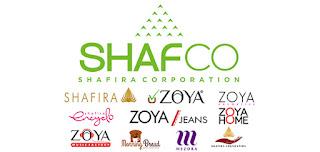 Logo Shafira Corporation