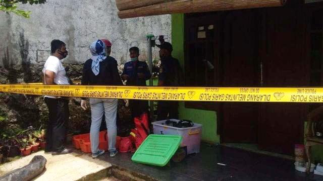 Hasil Olah TKP Guru Mengaji Dibunuh: Jasad Dimasukkan ke Dalam Sumur