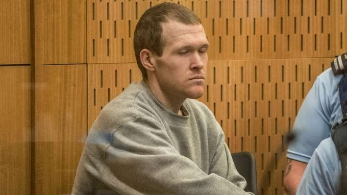 White supremacist jailed for life without parole for Christchurch mosque massacre