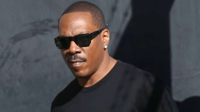 Eddie Murphy back for Coming to America sequel