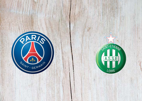 PSG vs Saint-Etienne -Highlights 8 January 2020