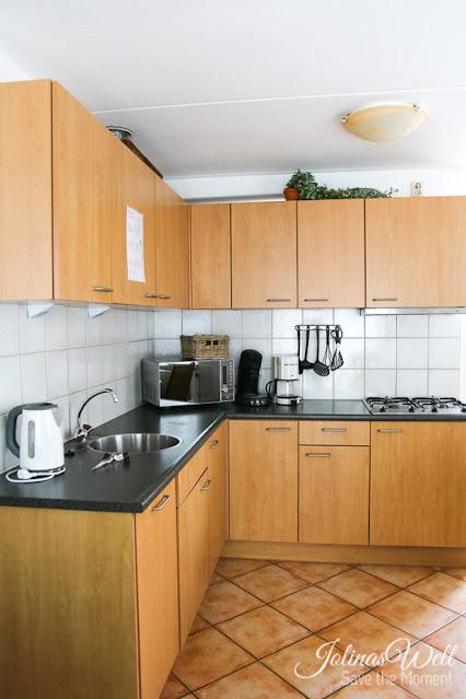 Ferienhaus Strandslag 284 Küche