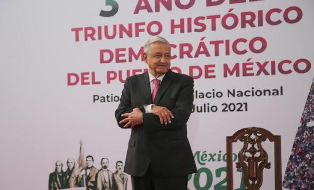 La 4T tiene aprobación del pueblo de México, afirma AMLO