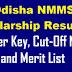 Odisha NMMS Result 2019 - Answer Key, Merit List, Cut Off Marks