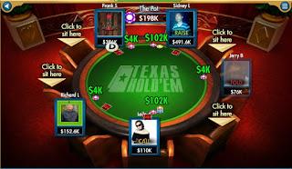 Tips Dan Trik Bermain Texas Poker Online Agar Menang