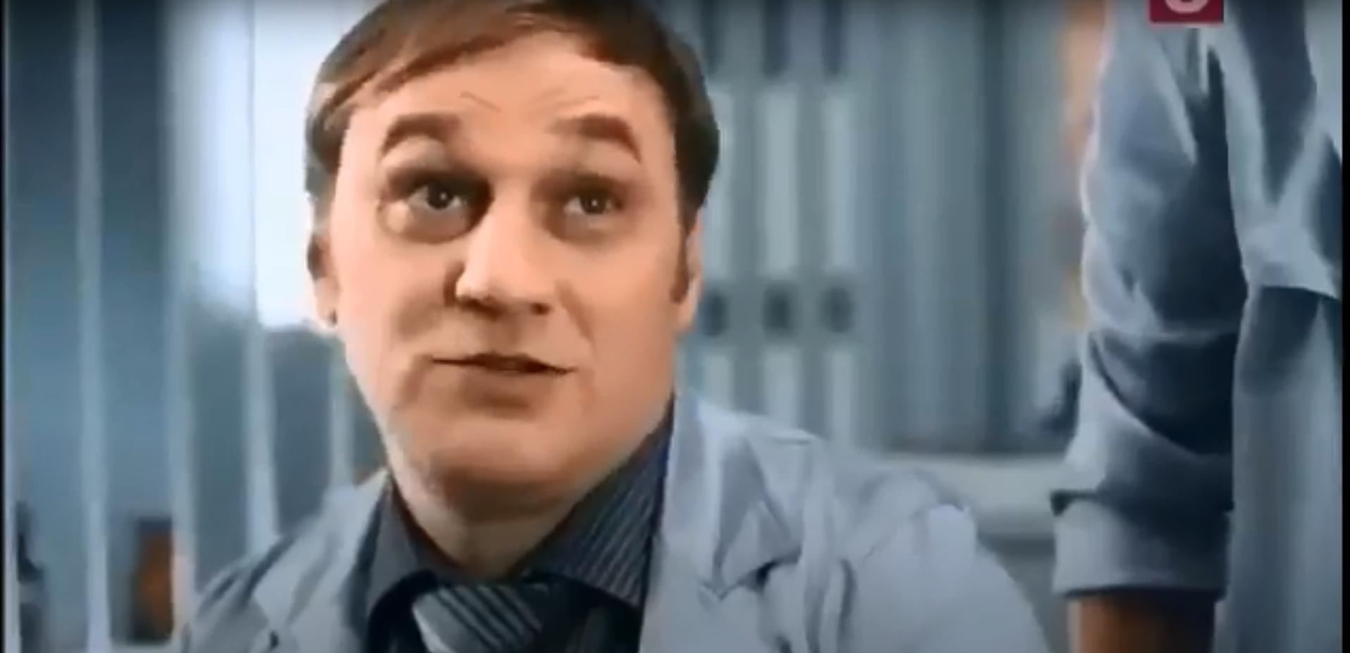 Олег Валкман в роли Селиванова
