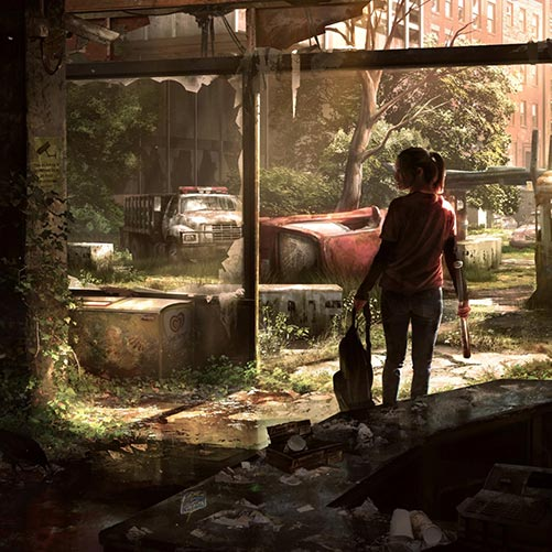 The Last of Us 4 Wallpaper Engine
