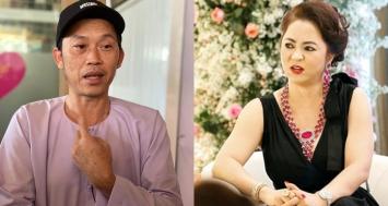Hoài Linh xuất hiện sau khi bị bà Nguyễn Phương Hằng phanh phui bí mật, tiết lộ có 'thế giới thứ 3'