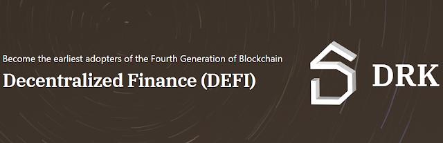 Draken Coin   DRK DeFi Chain tổng quan - Giới Thiệu